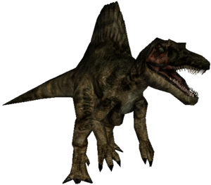 Spinosaurus PNG HD PNG Clip art