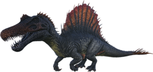 Spinosaurus PNG Picture PNG clipart