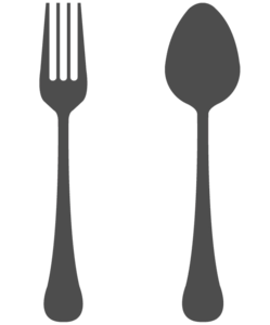 Spoon And Fork Transparent Background PNG icons