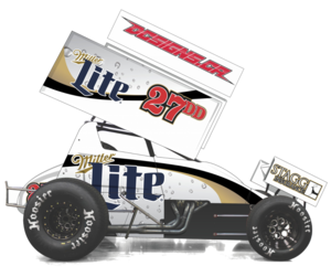 Sprint Car Racing Transparent PNG PNG Clip art