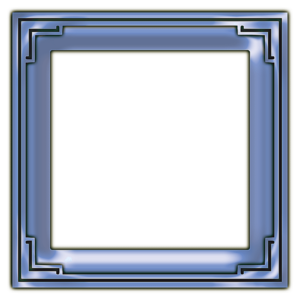 Square Frame Transparent Background PNG Clip art