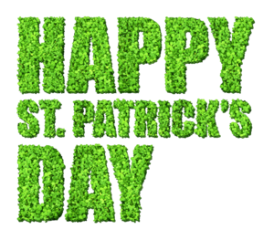 St Patricks Day PNG File PNG Clip art