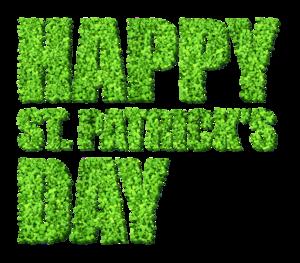 St Patricks Day PNG File PNG Clip art