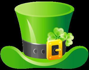 St Patricks Day Transparent Background PNG Clip art