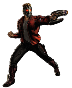 Star Lord PNG File PNG Clip art