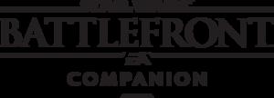 Star Wars Battlefront Logo Transparent Background PNG Clip art