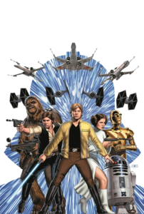 Star Wars Transparent PNG PNG Clip art