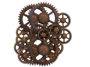 Steampunk Gear PNG Clipart PNG Clip art