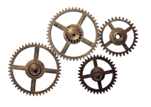 Steampunk Gear PNG Free Download PNG Clip art