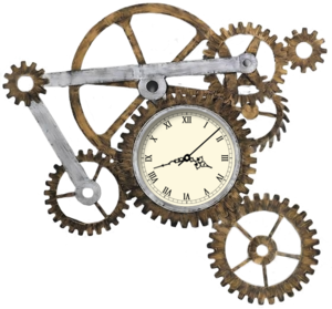 Steampunk Gear PNG Pic PNG Clip art