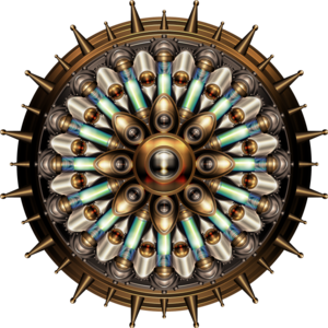 Steampunk Gear PNG Transparent Image PNG Clip art