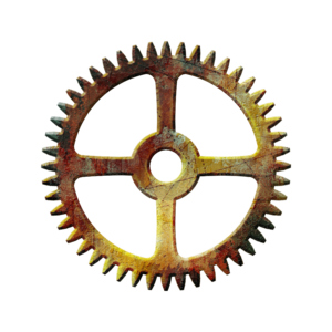 Steampunk Gear Transparent PNG PNG Clip art