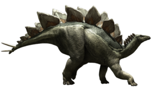 Stegosaurus PNG Image PNG clipart