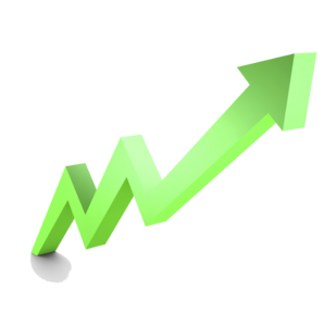 Stock Market Graph Up PNG File PNG Clip art