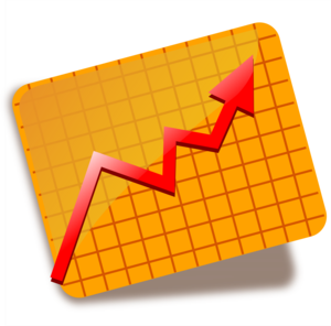 Stock Market Graph Up PNG Photos PNG Clip art