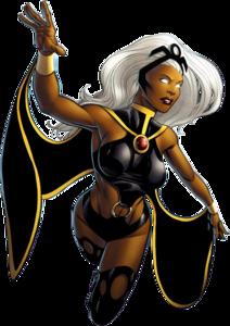 Storm X Men PNG HD PNG Clip art