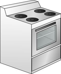 Stove PNG Pic PNG Clip art