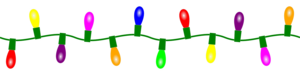 Strand Of Christmas Lights PNG Clipart PNG Clip art