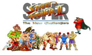 Street Fighter II PNG Picture PNG Clip art