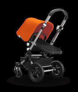 Stroller Transparent Background PNG Clip art