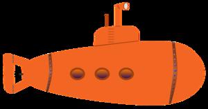 Submarine PNG Transparent Picture PNG Clip art