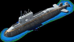 Submarine Transparent Background PNG Clip art
