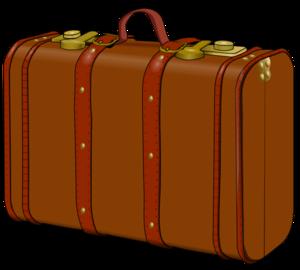Suitcase Clip Art Free PNG PNG Clip art