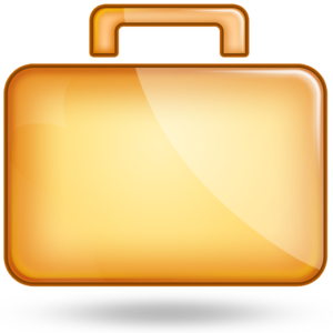 Suitcase Icon PNG PNG Clip art