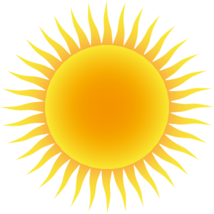Sun PNG Pic PNG icons