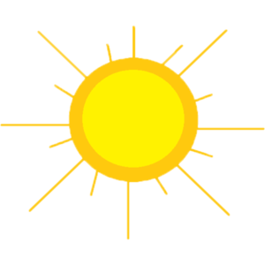 Sun Transparent Background PNG Clip art