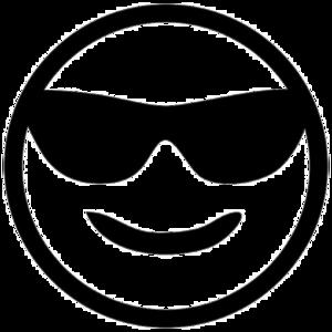 Sunglasses Emoji PNG Transparent Images PNG Clip art