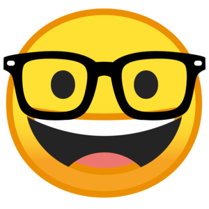 Sunglasses Emoji PNG Transparent Photo PNG Clip art