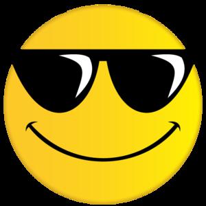 Sunglasses Emoji PNG Transparent PNG Clip art