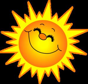 Sunshine PNG Pic PNG Clip art