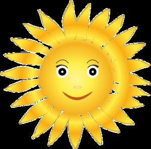 Sunshine Transparent Background PNG Clip art