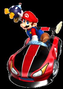 Super Mario Kart PNG Photo PNG Clip art