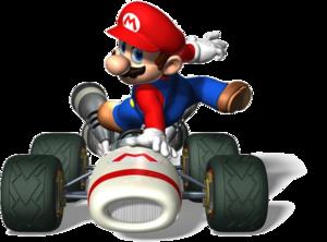 Super Mario Kart Transparent PNG PNG Clip art