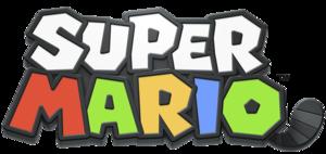 Super Mario Logo Transparent PNG PNG Clip art