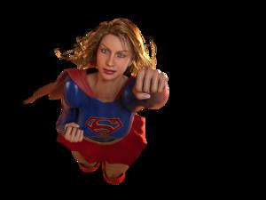 Supergirl Transparent PNG PNG Clip art