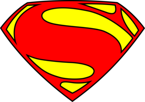 Superman Logo PNG Transparent Image PNG clipart