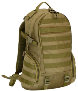 Survival Backpack PNG File PNG Clip art