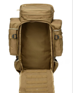 Survival Backpack PNG Pic PNG Clip art