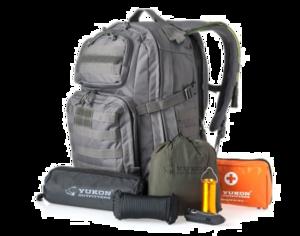 Survival Backpack PNG Transparent PNG Clip art