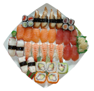 Sushi PNG Pic PNG clipart