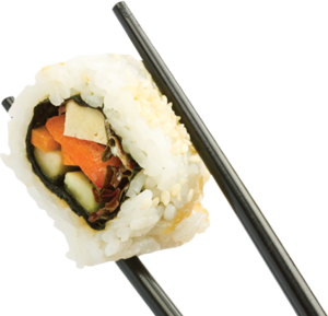 Sushi Transparent Background PNG clipart