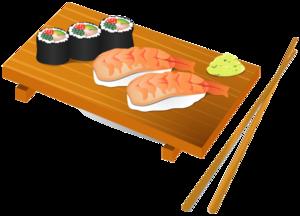 Sushi Transparent PNG PNG Clip art