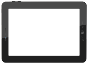 Tablet Frame PNG PNG Clip art