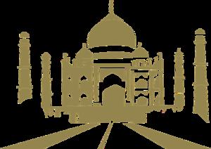 Taj Mahal Fort Transparent PNG PNG Clip art
