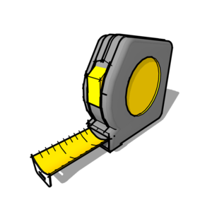 Tape Measure Background PNG PNG Clip art