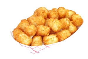 Tater Tots Transparent PNG PNG icon